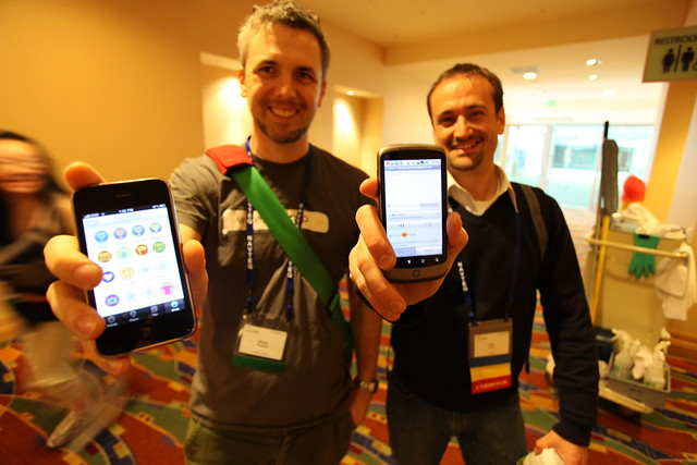 B2B Events mobile apps