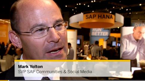B2B lead generation case study featuring SAP VP Mark Yolton